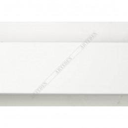 ASO800.63.509 28x35 - wąska biała mat blejtram rama do zdjęć i luster sample