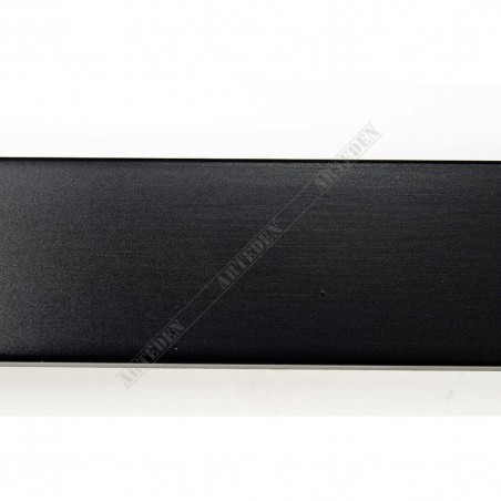ASO800.63.545 28x35 - wąska czarna lak blejtram rama do zdjęć i luster sample