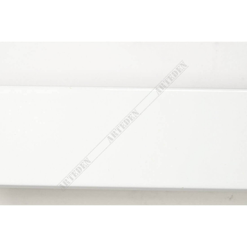 ASO800.63.548 28x35 - wąska biała lak blejtram rama do zdjęć i luster sample
