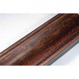 BOE105.83.057 75x43 - szeroka noce boccacio marrone kornik rama do obrazów i luster