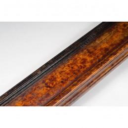 BOE184.63.091 60x34 - drewniana classico noce antico rama do obrazów i luster