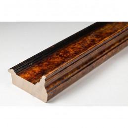 BOE184.63.091 60x34 - drewniana classico noce antico rama do obrazów i luster sample1