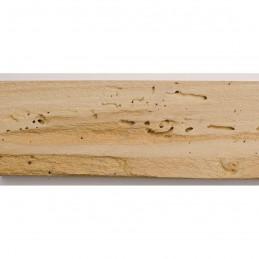 BOE270.63.00 60x25 - drewniana surowa kornik rama do obrazów i luster sample