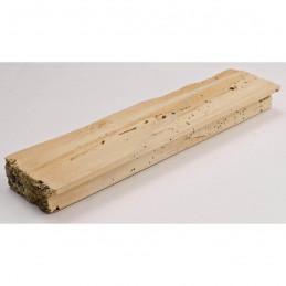 BOE270.63.00 60x25 - drewniana surowa kornik rama do obrazów i luster sample1