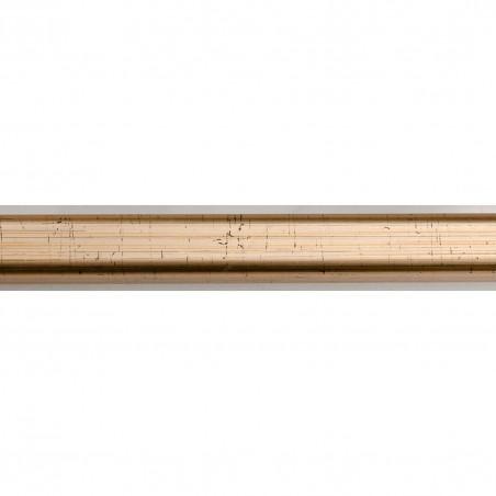IAF110-11 15x13 - mała złota dukatowa ramka do zdjęć i obrazków