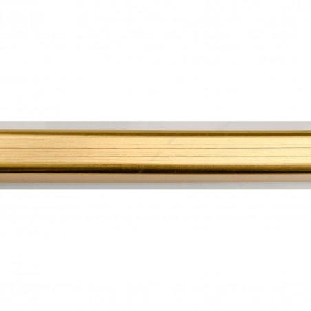IAF110-21 15x13 - mała złota ramka do zdjęć i obrazków