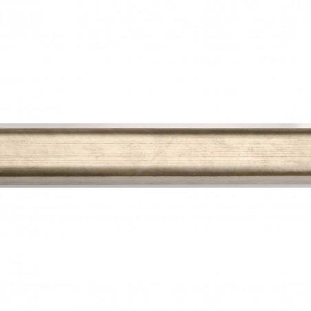 IAF110-82 15x13 - mała srebrna ocieplana ramka do zdjęć i obrazków