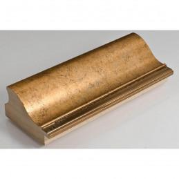 IAF145-01 80x45 - szeroka złota rama do obrazów i luster sample1