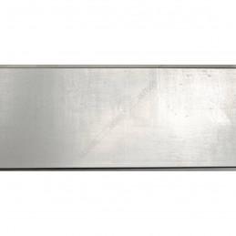 IAF301-52 67x15 - drewniana srebrna rama do obrazów i luster sample
