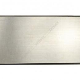 IAF305/12 90x20 - szeroka srebrna rama do obrazów i luster sample1