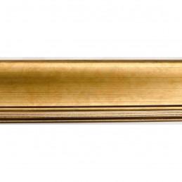 IAF675-11 50x30 - drewniana złota rama do obrazów i luster sample1