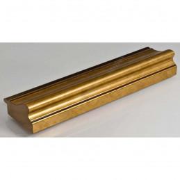 IAF675-11 50x30 - drewniana złota rama do obrazów i luster