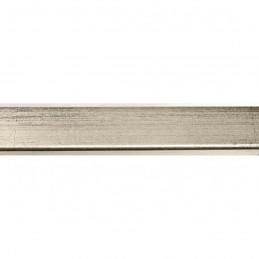 IAF715-42 23x22 - wąska srebrna rama do zdjęć i luster sample1