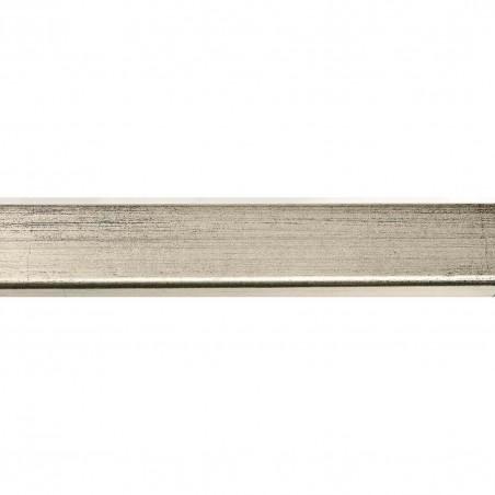 IAF715-42 23x22 - wąska srebrna rama do zdjęć i luster