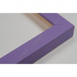 INK1717.206 17x16 - mała fioletowa ramka do zdjęć i obrazków