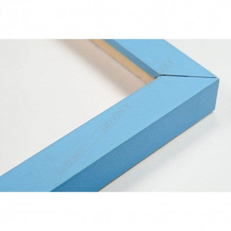 INK1717.261 17x16 - mała błękitna ramka do zdjęć i obrazków