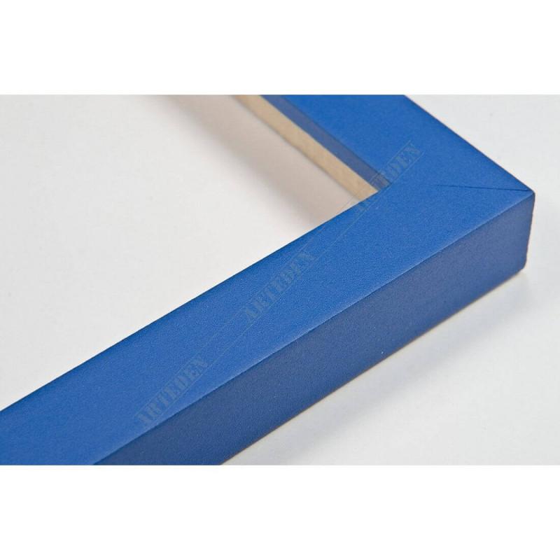 INK1717.262 17x16 - mała niebieska ramka do zdjęć i obrazków