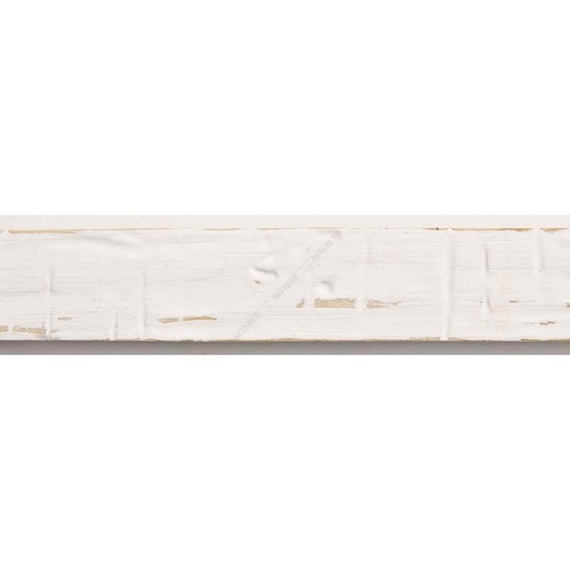 INK1717.380 17x16 - mała biała drapana ramka do zdjęć i obrazków sample1