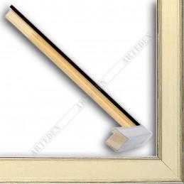 INK1717.720 17x16 - mała złota przecierana ramka do zdjęć i obrazków sample