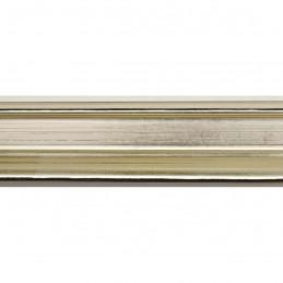 INK1814.624 23x23 - wąska srebrna ocieplana rama do zdjęć i luster sample1