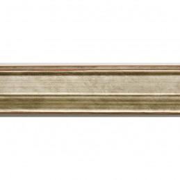 INK1814.640 23x23 - wąska złota szampańska rama do zdjęć i luster sample1