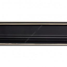 INK1815.470 42x28 - drewniana czarna rama do obrazów i luster sample1