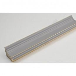 INK1815.473 42x28 - drewniana szara rama do obrazów i luster sample