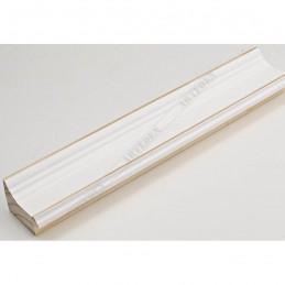 INK1815.480 42x28 - drewniana biała rama do obrazów i luster sample