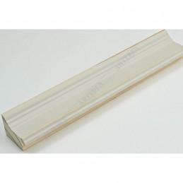 INK1815.487 42x28 - drewniana jasnoszara rama do obrazów i luster sample