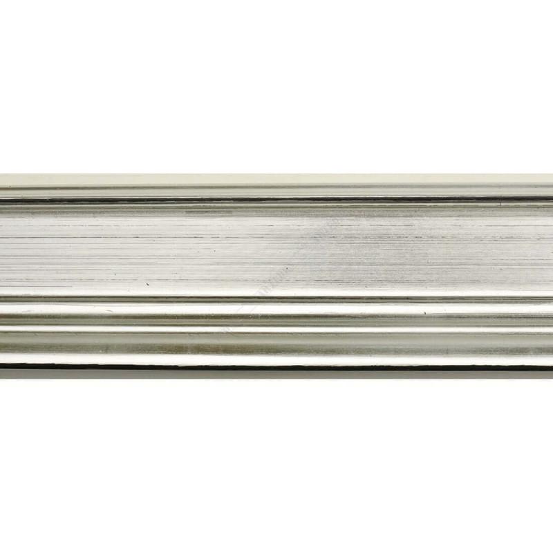 INK1815.620 42x28 - drewniana srebrna rama do obrazów i luster sample1