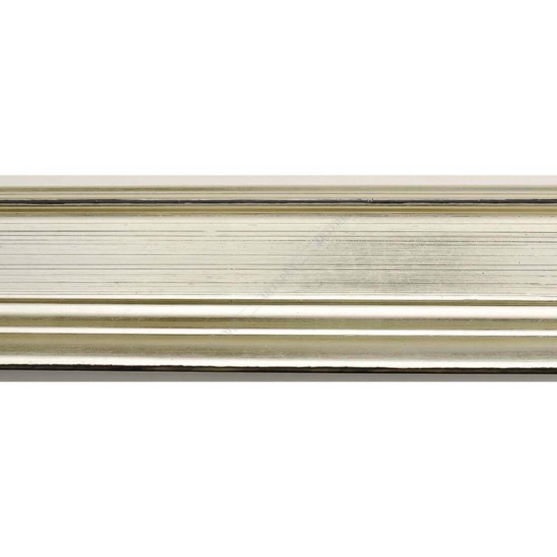 INK1815.624 42x28 - drewniana srebrna ocieplana rama do obrazów i luster sample1