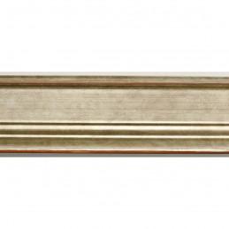 INK1815.640 42x28 - drewniana złota szampańska rama do obrazów i luster sample1