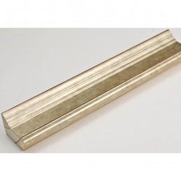INK1815.640 42x28 - drewniana złota szampańska rama do obrazów i luster sample