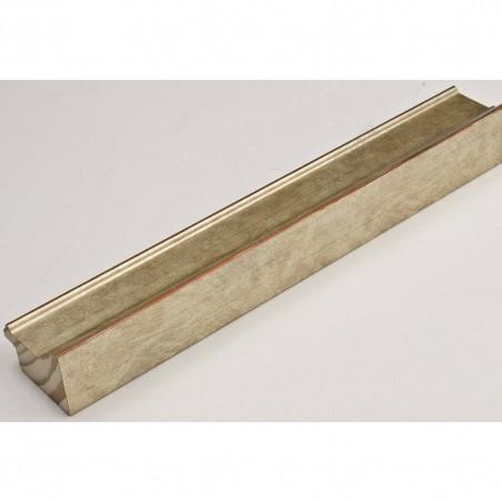 INK1815.640 42x28 - złota szampańska rama do obrazów i luster