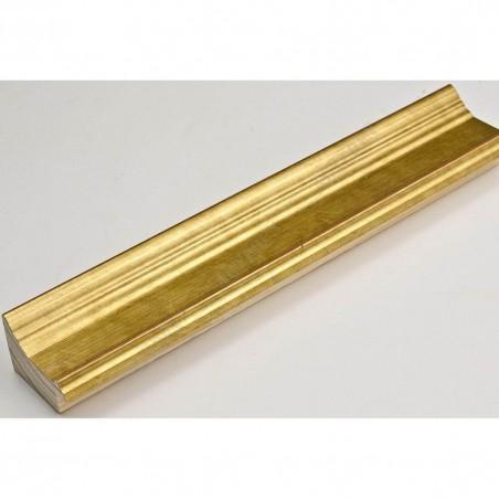 INK1815.740 42x28 - drewniana złota dukatowa rama do obrazów i luster sample