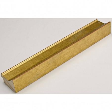 INK1815.740 42x28 - drewniana złota dukatowa rama do obrazów