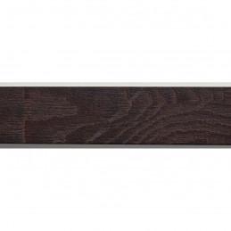 INK1930.546 19x30 - mała ciemno brązowa blejtram ramka do zdjęć i obrazków sample1