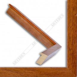 INK2141.037 20x40 - mała brązowa blejtram ramka do zdjęć i obrazków sample