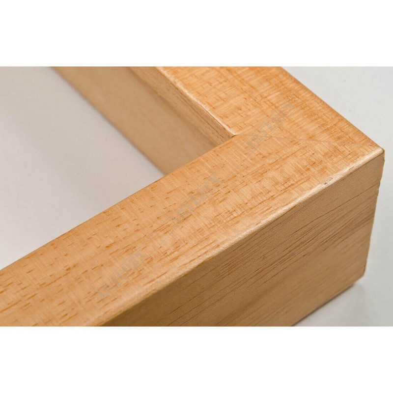 INK2141.102 20x40 - mała jasne drewno blejtram ramka do zdjęć i obrazków