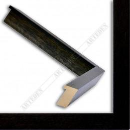 INK2141.273 20x40 - mała czarna blejtram ramka do zdjęć i obrazków sample