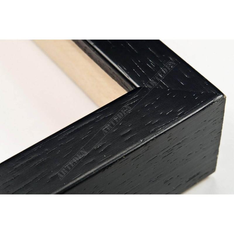 INK2141.273 20x40 - mała czarna blejtram ramka do zdjęć i obrazków