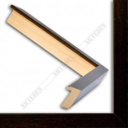 INK2141.800 20x40 - mała wenge blejtram ramka do zdjęć i obrazków sample
