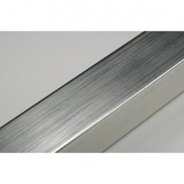 INK2322.665 23x22 - wąska srebrna rama do zdjęć i luster