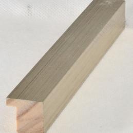 INK2322.667 23x22 - wąska srebrna ciepła rama do zdjęć i luster sample