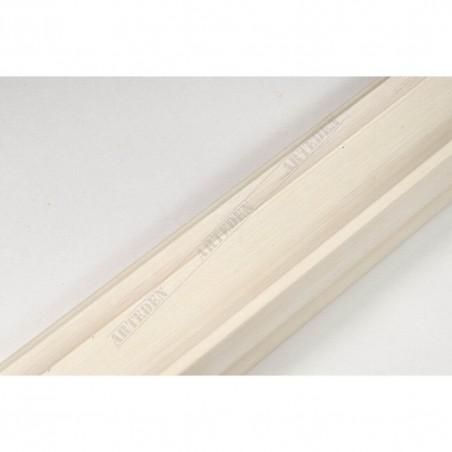 INK2557.486 40x30 - drewniana avorio rama do obrazów i luster