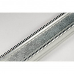 INK2557.653 40x30 - drewniana srebrna rama do obrazów i luster sample1