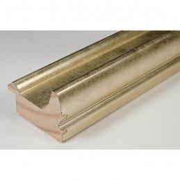 INK2557.673 40x30 - drewniana złota szampańska rama do obrazów i luster