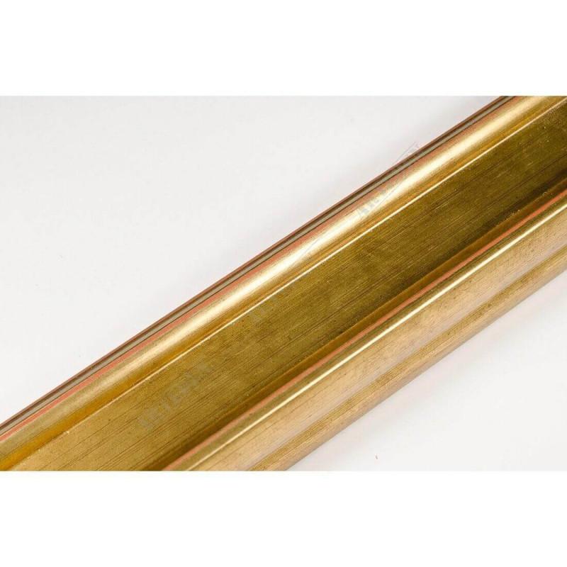 INK2557.740 40x30 - drewniana złota rama do obrazów i luster sample1