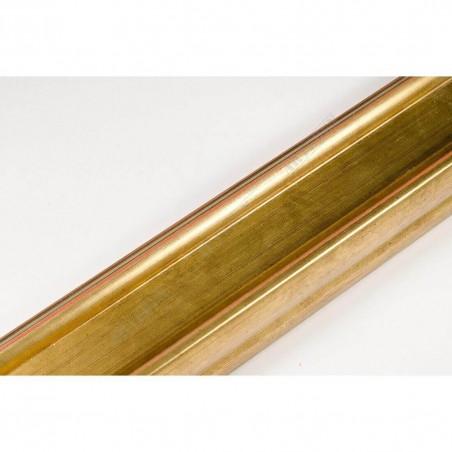 INK2557.740 40x30 - drewniana złota rama do obrazów i luster