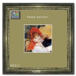 Karton Passe-Partout Moorman jasny groszek M2411 sample